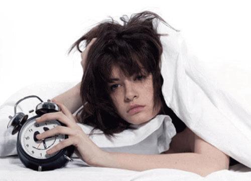 不眠症(睡眠障害)・寝不足・睡眠不足の症状・チェック・原因