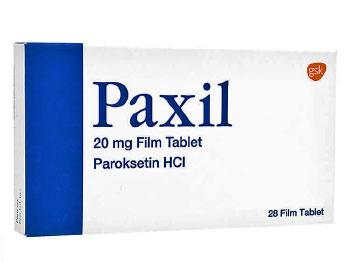 パキシル商品画像