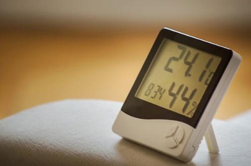 快眠に適した温度・湿度
